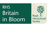 RHS Britain in Bloom logo